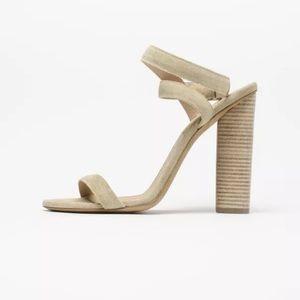 417a01684 YEEZY SEASON 2 HIGH HEEL KANYE WEST Sandals